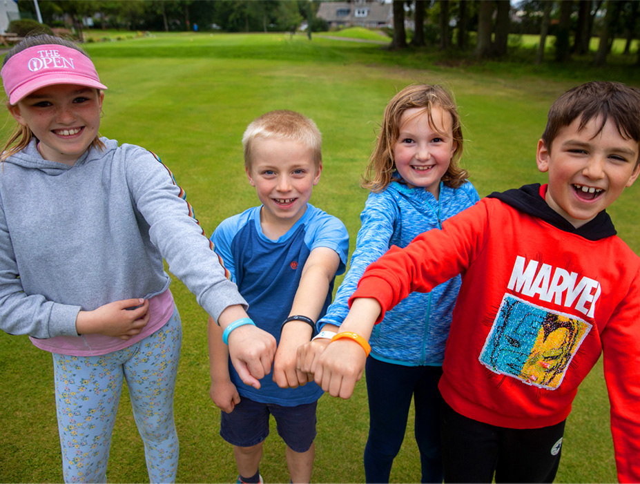 Learn to Golf Benefits to Juniors