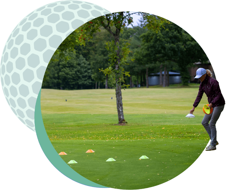 training and education golf